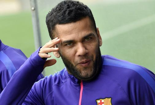 Dani Alves looks set to leave Barcelona this summer after his representative confirmed the Brazilian right-back had rejected the club's final contract offer.