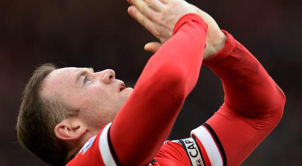 Wayne Rooney wants to put a smile back on the faces of Manchester United fans by claiming victory in Sunday's derby against Manchester City at Old Trafford.