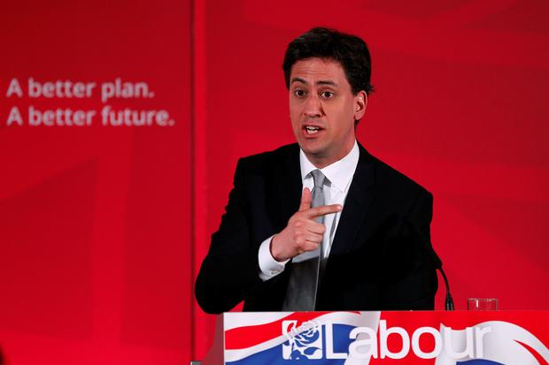The Labour Party has a weird system for electing its leader. Last time round, that system brought about the choice of Ed Miliband at the expense of his far more impressive brother, David (REUTERS/Stefan Wermuth)