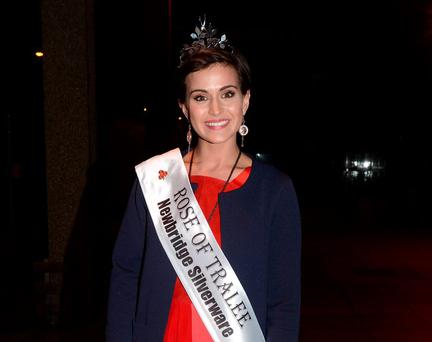 Maria Walsh - Rose of Tralee
