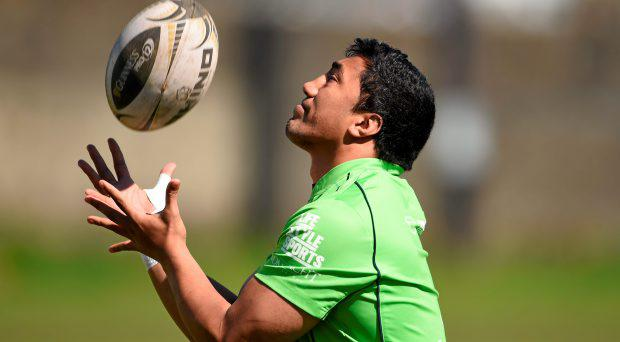 Connacht's Bundee Aki