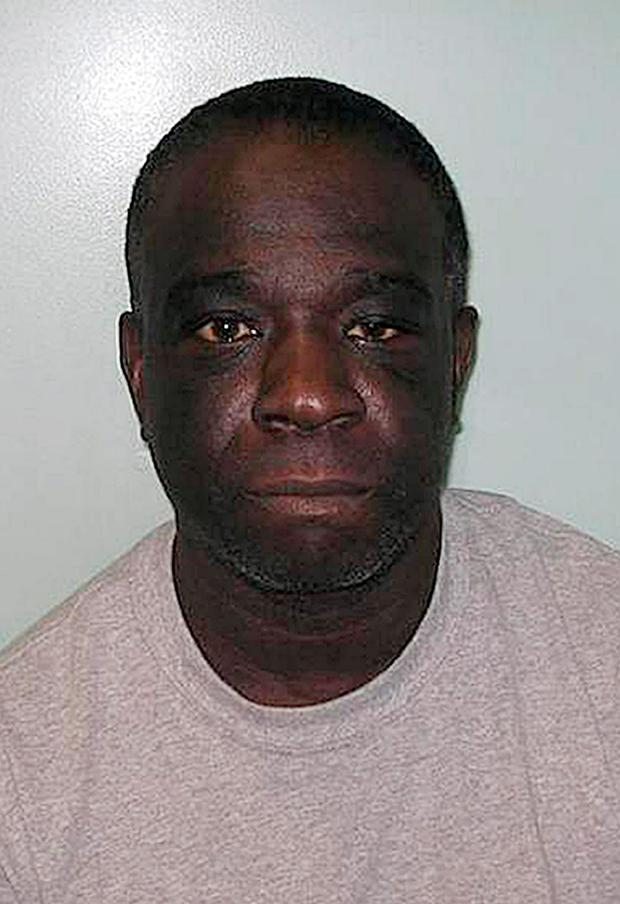 Byfield, 48, had pursued a relationship with 26-year-old Leighann Duffy before he armed himself with a claw hammer and a knife for the