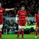 Munster's Paul O'Connell, Peter O'Mahony and Ian Keatley will face Edinburgh