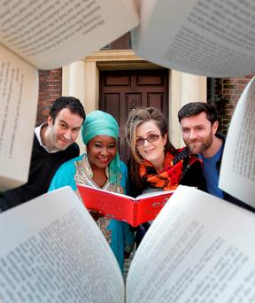 International Literature Festival Dublin launch