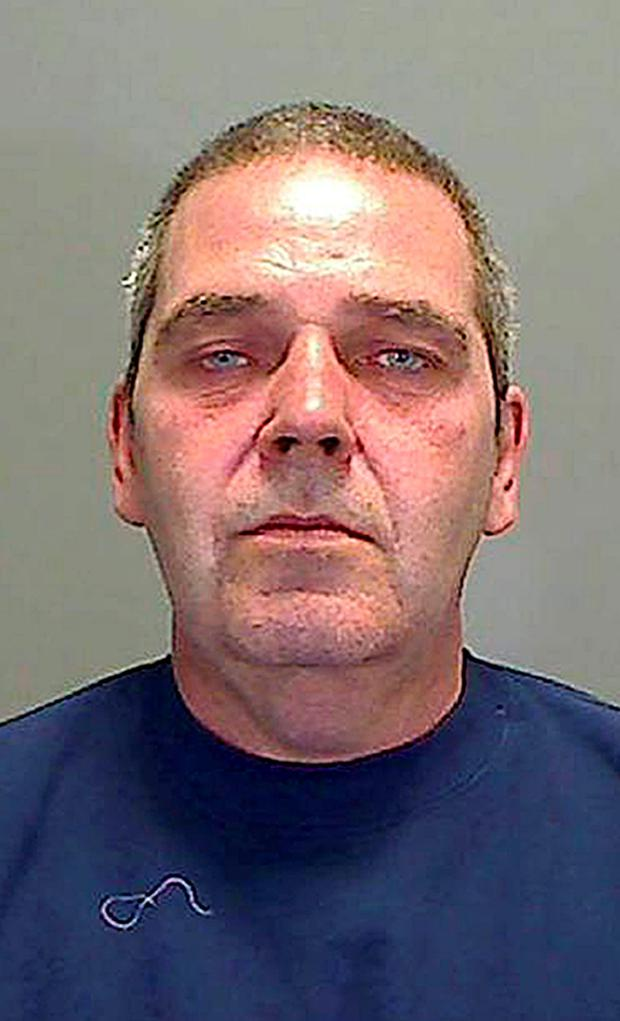 Barry McCarthy, who has been found guilty of murdering his ex-wife Lorna after discovering she had been using dating websites Photo credit: Norfolk Police/PA Wire