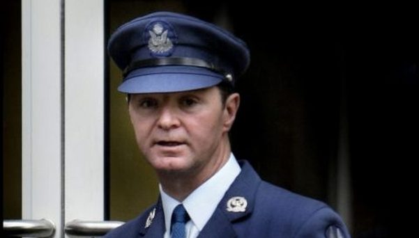 Comdt Nile (Niall Donohoe) File pic taken in October 2009