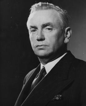 John A Costello emerged as the Taoiseach after the 1948 election