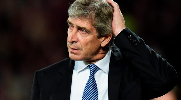 Ian Rush: 'I just can't see how blaming, and thereby sacking, Manuel Pellegrini will solve Manchester City's problems.' Photo: Jamie McDonald/Getty Images