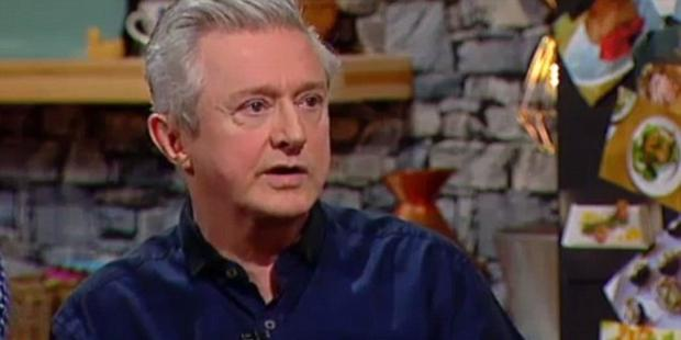 Louis Walsh on TV3's Seven O'Clock Show