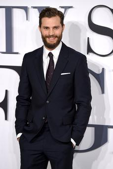 Jamie Dornan attends the UK Premiere of