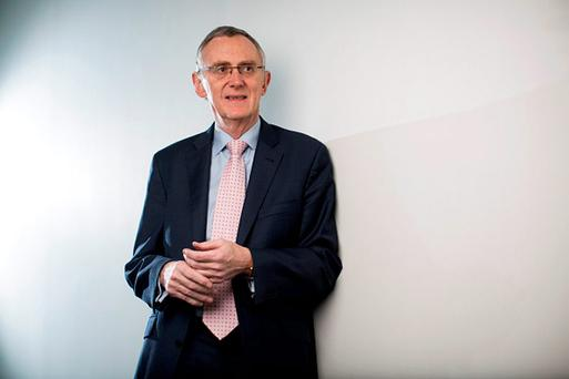 Smurfit Kappa chief executive Gary McGann