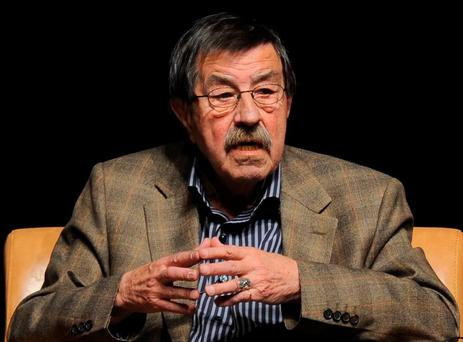 A file photo dated April 15, 2010 shows Nobel-winning German novelist Gunter Grass during European Culture Week in Istanbul, Turkey. Gunter Grass has died at the age of 87 on April 13, 2015. (Photo by Erhan Elaldi/Anadolu Agency/Getty Images)