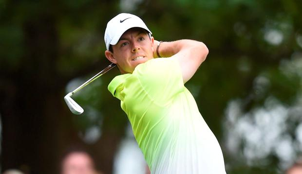 'It's hugely encouraging for Rory McIlroy to post 12-under at the Masters'