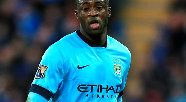 Yaya Toure could be sold by Manchester City this summer after falling short of expectations this season