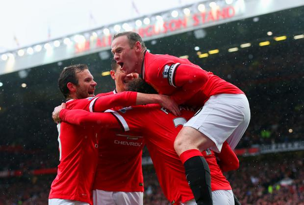 Manchetser United are in fine form