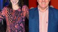 Lucy Kennedy says she still gets nervous around Pat Kenny