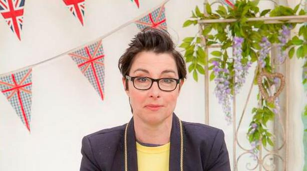 Sue Perkins has quit Twitter