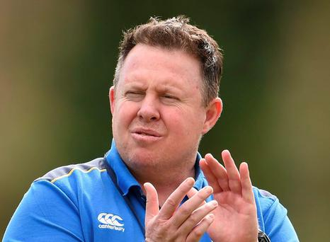 Leinster head coach Matt O'Connor face's a summer of uncertainty if his side fail to perform against Toulon on Sunday
