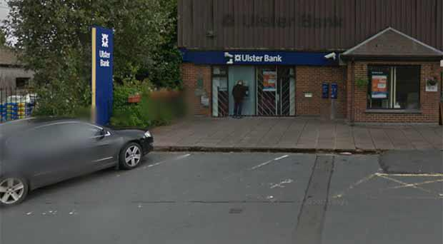 The Ulster Bank in Castleblayney Photo: Google Maps