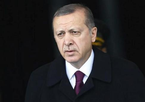 Turkey's President Tayyip Erdogan Credit: Reuters