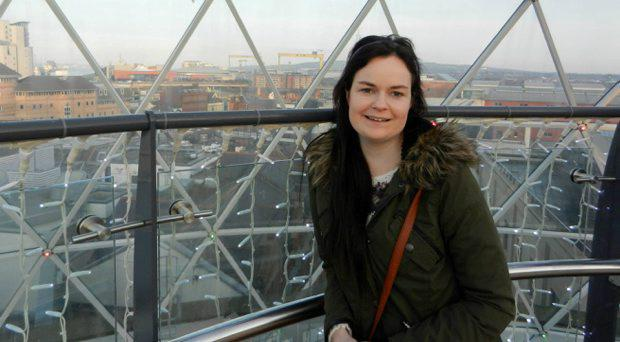Karen Buckley (24) from Mourneabbey, Cork who went missing after a night out in Glasgow