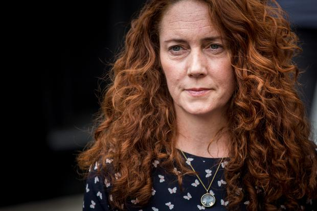 Rebekah Brooks, returning to News Corp despite having been given a £10.8m payoff