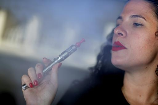 Using e-cigarettes may increase smokers' dependence on nicotine, as new research shows that two in three users are also smoking tobacco