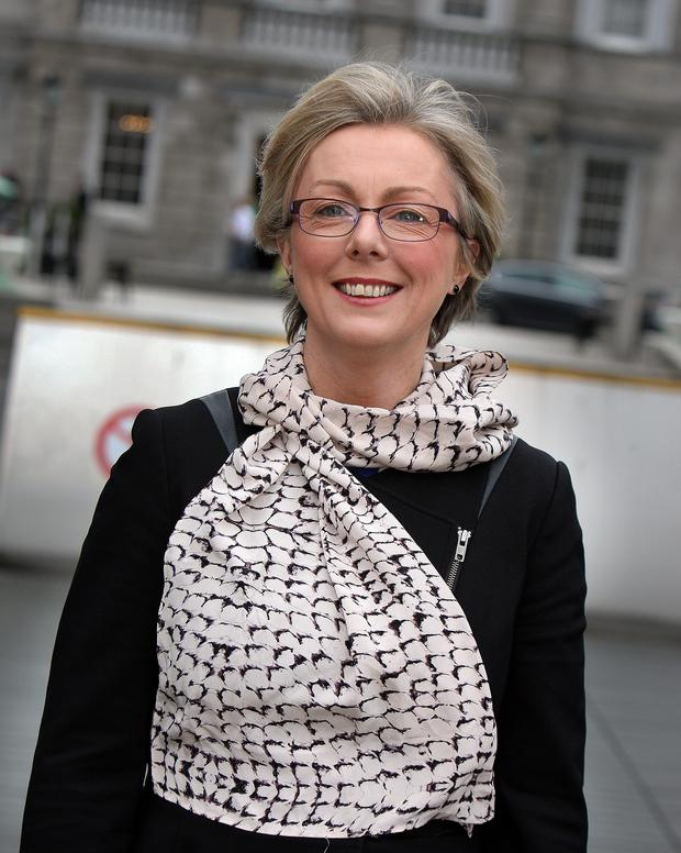 """Ms Doherty, who has been a vocal critic of Sinn Fein's handling of the IRA sex abuse scandal, called for victims to be provided with a """"safe and confidential structure"""" within which they can share their experiences"""