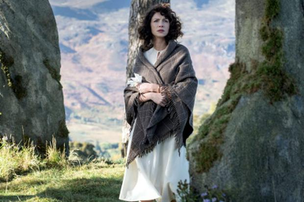 Caitriona Balfe in Outlander