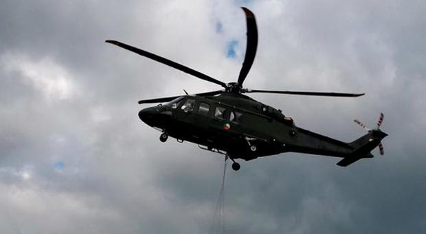 An Aircorps helicopter. File picture