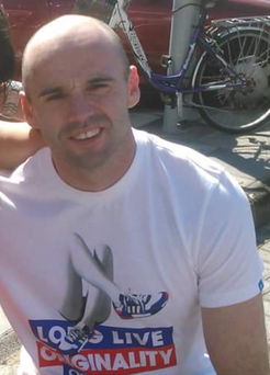 Missing man William Maughan
