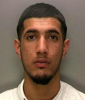 Zoheb Majid, 20, from Smethwick who was jailed for 10 years following his conviction for Glynis Bensley's manslaughter, and a seven-year concurrent sentence for robbery. Photo: West Midlands Police/PA Wire