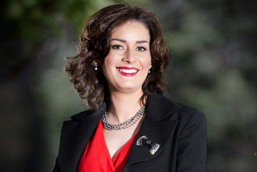 Fine gael Councillor Kate O'Connell