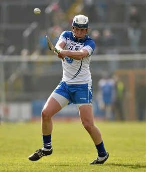 Stephen Bennett in action for Waterford