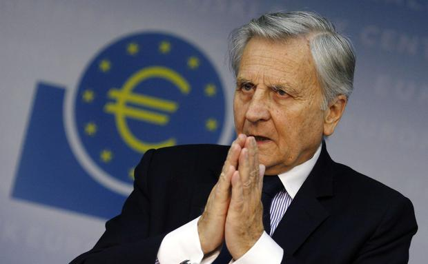 Former European Central Bank chief Jean-Claude Trichet