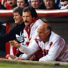 Graeme Souness during his time as Liverpool boss