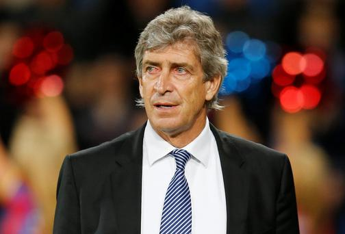 Manuel Pellegrini has admitted it would be a disaster should Manchester City end up in the Europa League next season.