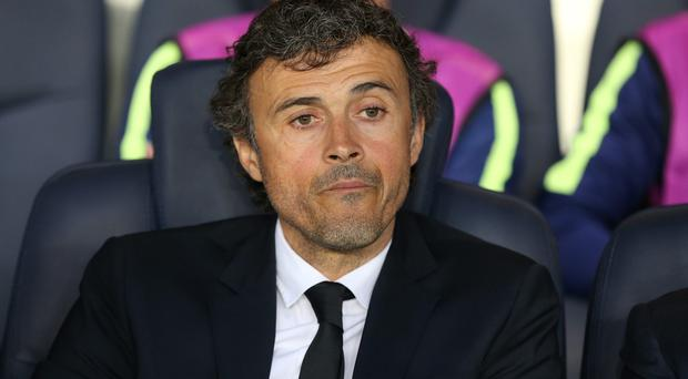 'Luis Enrique clearly has no authority over his club's star players'