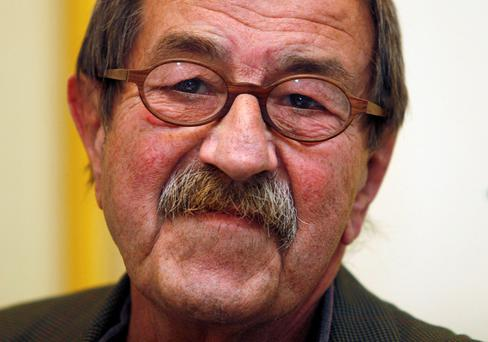 HEAVYWEIGHT FIGURE: Gunter Grass won the Nobel Prize for literature in 1999, 40 years after the publication of The Tin Drum. There was consternation in 2006, however, when he admitted in his memoir that he had served in the Waffen SSof
