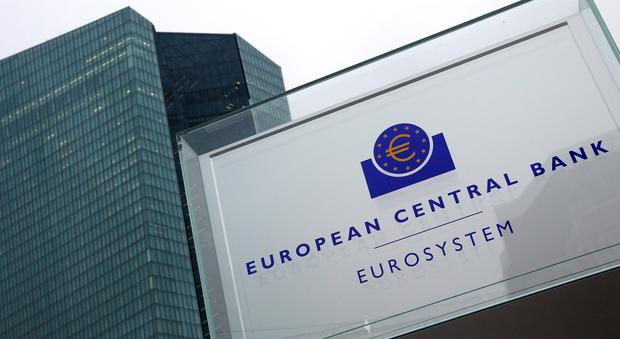 European Central Bank's headquarters (ECB) is pictured in Frankfurt/Main, Germany (Getty Images)