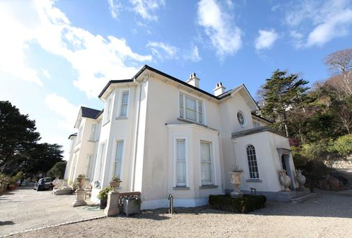 YET ANOTHER: The O'Donnells have launched a High Court action challenging a 'dawn raid' on the family home, Gorse Hill (above), by the State's bankruptcy supervisorlegal