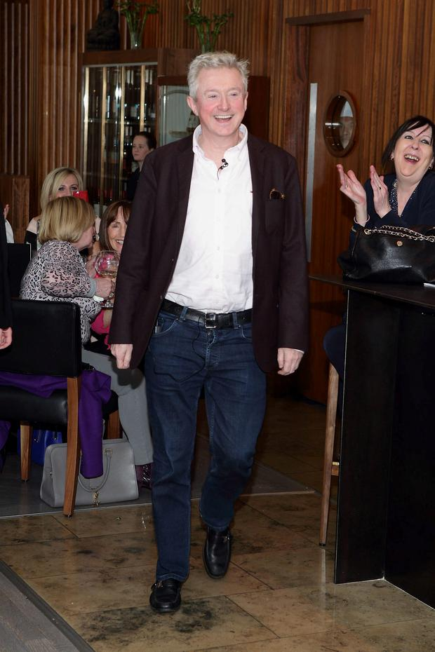 Louis Walsh at Lisa Fitzpatrick's Fashion Fix Roadshow in the beautiful Spencer Hotel in Dublin?s IFSC Joining her at the first of hermany Fashion Fix workshops was Louis Walsh, Rosanna Davison, Marissa Carter, Andrea Roche, Roz Purcell amongst others.