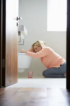 Typically, morning sickness does only last for three months.