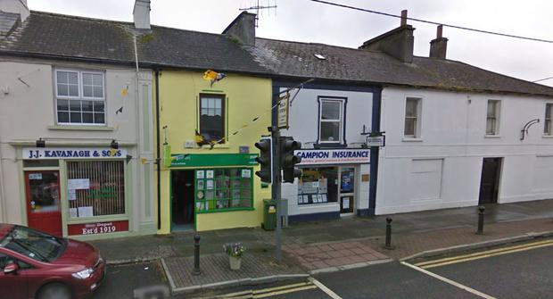 The Post Office on Main Street, Urlingford, Co Kilkenny