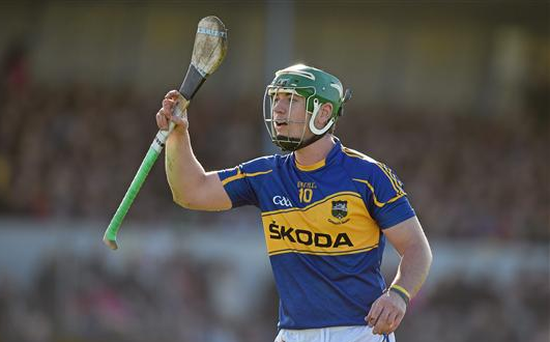 Tipperary will not know the extent of John O'Dwyer's finger injury until he has a scan tomorrow (Sportsfile)