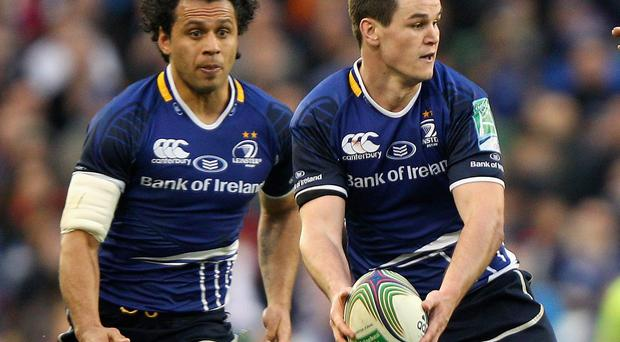 The hand of Matt O'Connor will be strengthened next season by the return of Isa Nacewa and Johnny Sexton