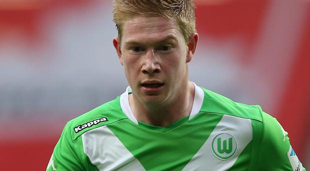 Wolfsburg's £45m asking price for Kevin De Bruyne could force Manchester City to pursue other targets