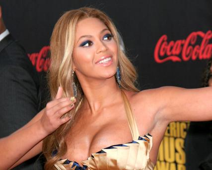 Beyoncé has an array of popular perfumes in her name