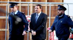 Graham Dwyer was jailed for life for the murder of childcare worker Elaine O'Hara