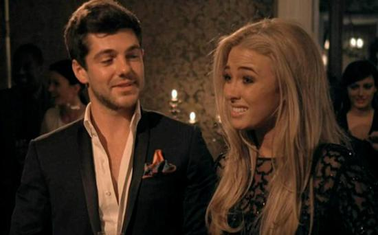Alex Mytton and Nicola Hughes on Made in Chelsea